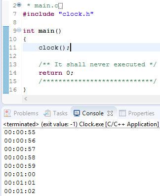 ClockResult C Programozas