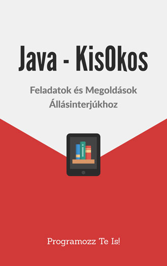 Java KisOkos eBook Borito